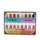 Hengfang H9034 Lipsticks + Eyeshadow Pens Set - Multicolored