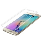 0.1mm TPU Screen Protector for Samsung Galaxy S6 Edge - Transparent