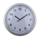 Creative Wall Clock Storage Safe Deposit Box (1 x AA)