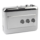 Ezcap 218B USB Cassette to MP3 Converter Capture Audio Music Player - Silver