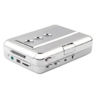 Ezcap 218B USB Cassette to MP3 Converter Capture Music Player - Silver