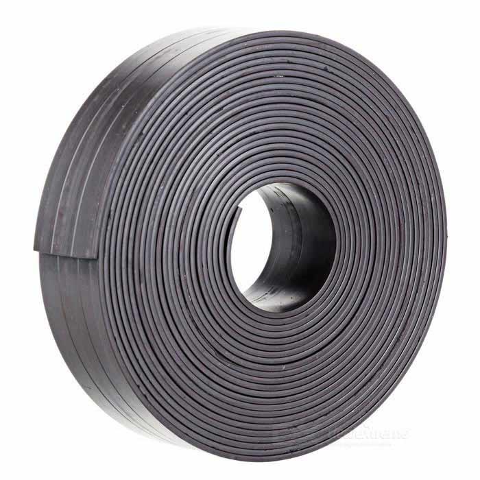 5000 x 25 x 1.5mm DIY Single Sided Flexible Magnetic Strip Tape Rubber Magnet for Office &amp; SchoolMagnets Gadgets<br>Form  ColorDark Coffee 500cmMaterialRubber + magnetic powderQuantity1 DX.PCM.Model.AttributeModel.UnitNumber1Suitable Age 5-7 years,8-11 years,12-15 years,Grown upsPacking List1 x Single sided magnetic tape<br>