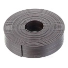 5000 x 25 x 1.5mm DIY Single Sided Flexible Magnetic Strip Tape Rubber Magnet for Office & School