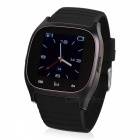 M26 BT Smart Watch w/Phone Call Music Player for IOS & Android - Black