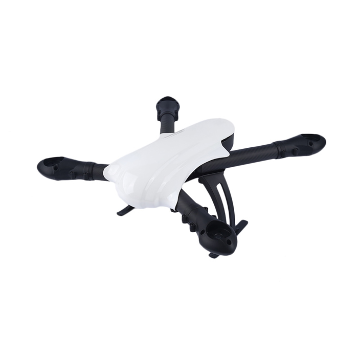 480mm Wheelbase 4-axis Foldable Aircraft Frame for Xcam 480 - White and Black - R/C Toys - Hobbies and Toys