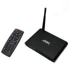 KP32 PLUS octa-core 4K android 5.1 slimme TV box w / 5G Wi-Fi HDMI