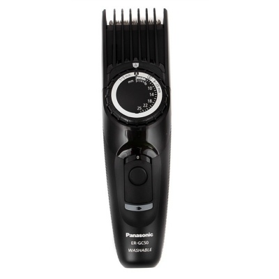 Panasonic ER-GC50 Hair Trimmer-Black