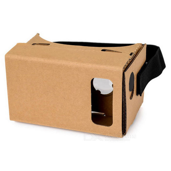 "DIY Pahvi Virtual Reality 3D lasit 5,5 ""Phone (No NFC)"