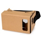 "High Quality DIY Google Cardboard Virtual Reality 3D Viewing Glasses for 5.5"" Screen Mobile Phone"