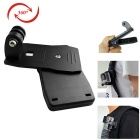 360' Rotary Backpack Hat Clip Mount for SJ4000, SJ5000, GoPro, Xiaoyi