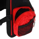 LOCAL LION Outdoor Shoulders Bag Backpack - Red + Green + White