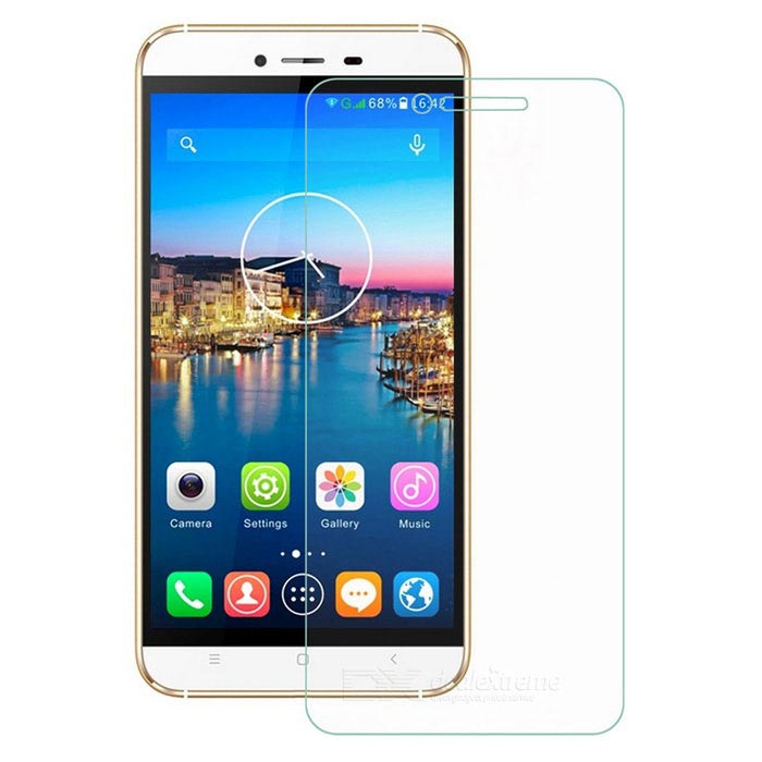 OCUBE Clear Tempered Glass Screen Guard Protector for CUBOT X10 - Transparent
