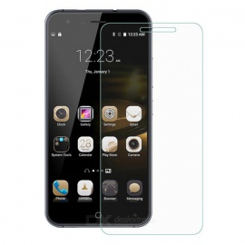 Clear Tempered Glass Screen Protector Guard for Ulefone Paris - Transparent