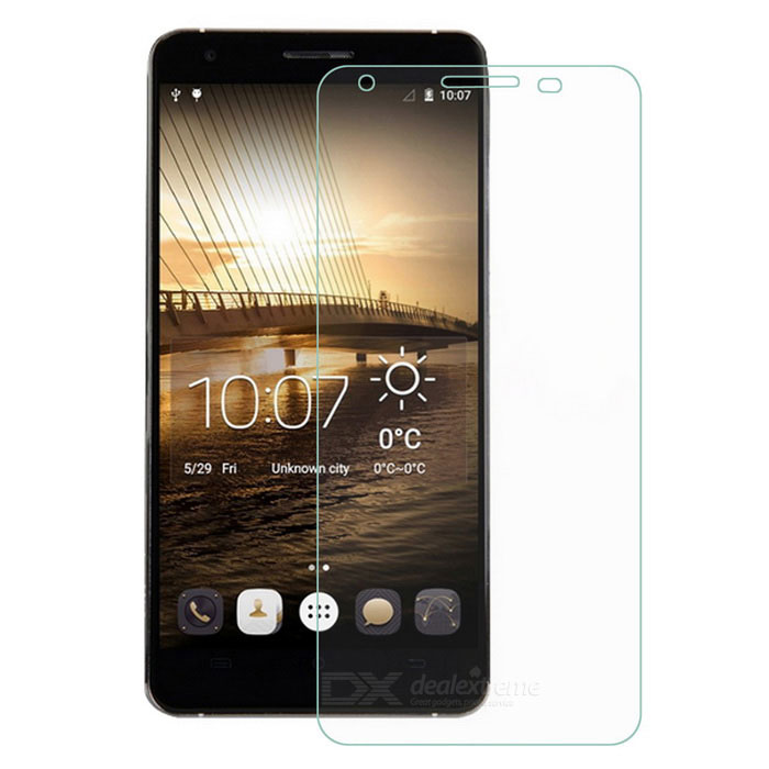 OCUBE Clear Tempered Glass Screen Guard Protector for CUBOT X15 - Transparent