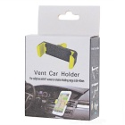 Carro Universal Air Vent Mount Phone Holder - Black