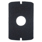 EC-FSS159.5 Anti-slip Sandpaper Sticker for Drift Board - Black (2PCS)