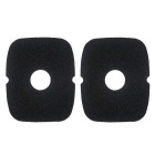 EC-FSQ1613 Anti-slip Sandpaper Sticker for Drift Board - Black (2PCS)