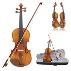 Astonvilla AV05 Matt Antique Violin 4/4 - Brown