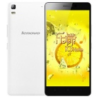 "Lenovo K3 note Android 5.0 4G Phone w/ 5.5"", 2GB RAM, 16GB ROM - White"