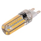 Dimmable G9 8W 3000K 640lm 72x2835 SMD LED Corn Bulb Warm White Light