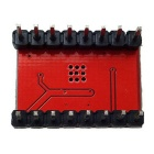 Produino New A4988 Stepper Motor Driver Module for 3D Printer - Red