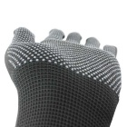 Rock Climbing Cycling Antiskid Labor Protection Gloves - Grey (Pair)