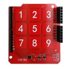 Produino MPR121 3 x 3 Capacitive Touch Panel Button Module for Arduino - Red