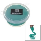MAIKOU Non-Toxic DIY Educational Soft Clay Plasticine Toy - Dark Green