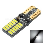 T10 2W Clearance Lamp Cool White 8052K 255lm 24-4014 SMD (12V)