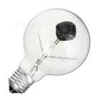 E27 3W Rose Style Decorative NEON Bulb Lamp Colorful Light (220V)