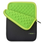 "TANTUQI TF-9304 Drop Resistance Shock-proof Bag for 10.1"" Tablet PC - Green + Black"