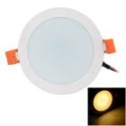 Radar Inductive 5W Ceiling Light Warm White 3000K 380lm 10-SMD LED