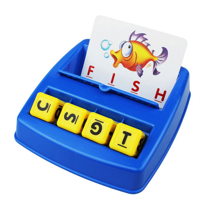 Children Early Childhood Matching Letters of Collocation Look / Learn English Alphabet Toy Set