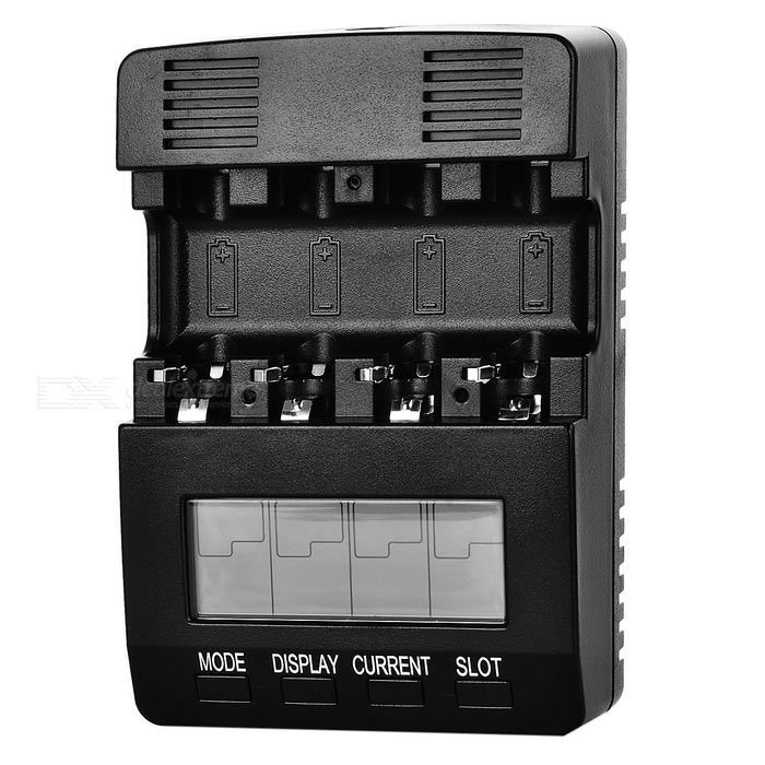 C2000 AA / AAA NI-MH Battery Smart Charger (EU Plug)
