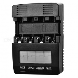 C2000 AA / AAA NI-MH Battery Smart Charger (US Plugs)