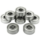 EC-BCS-7 608ZZ Carbon Steel Drift Board / Skateboard Longboard Speed Skating ABCE-7 Bearings (8PCS)
