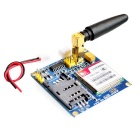 SIM900A Wireless Extension Module GSM GPRS Shield Board + Antenna for Arduino