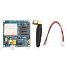 SIM900A Wireless Module GSM GPRS Shield Board + Antenna for Arduino
