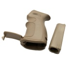 ACCU New Ergonomic Combat Sniper Pistol Grip w/ Bottom Compartment for M16/AR15/M4 Type Rifle