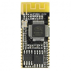 UART / Button Control Bluetooth Phone Call SMD MP3 Music Player Module