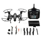 JXD JXD509G 5.8G FPV High Hold Mode RC Quadcopter w/ 2.0MP HD Camera - Black