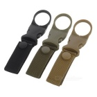 FURA Nylon Braided Belt Water Bottle Holder Buckles (3 PCS)
