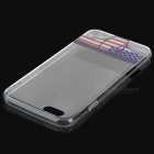 Creative Fashion US Flag Pattern Underwear Style TPU Back Case for IPHONE 6 Plus / 6S Plus