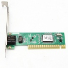 8139D Fast Ethernet Rtl8139 PCI to RJ45 Desktop Network Adapter Card