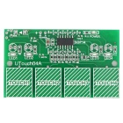 Switch 4-Channel Digital Capacitive Touch Sensor w / Alta Sensibilidade para Arduino
