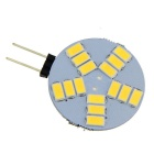 FandyFire G4 4W LED Light Module Warm White 3000K 700lm 15-SMD 5730 (DC 12V)