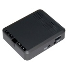 Portable Handheld Mobile Miniature Projector - Black