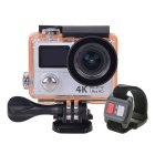 H3R Wi-Fi Dual Screen Action Camera 4K Ultra HD 1080P 30/60fps 720P 120fps Sport DV w/ Controller