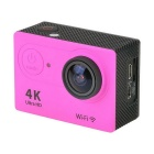 "H9R Wi-Fi 2"" 12MP 4K 30m Waterproof 170° Ultra-wide Lens Action Camera"