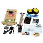 Ultrasonic Smart Wheel Robot Car Kits for Arduino